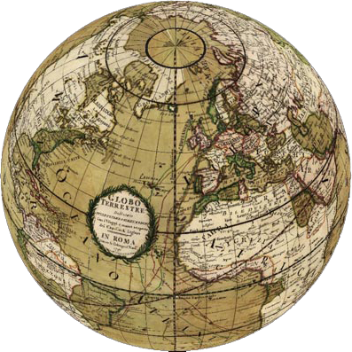 Rumsey historical maps world globe 1790 gumiabroncs Gallery