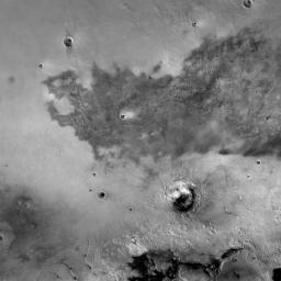 Mars 3D Map