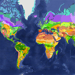RESOLVE Ecoregions 2017 | Earth Engine Data Catalog | Google