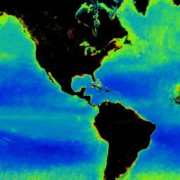 JAXA/GCOM-C/L3/OCEAN/CHLA/V1