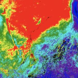 MODIS/006/MCD19A2_GRANULES