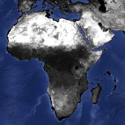 MCD43A3 006 MODIS Albedo Daily 500m | Earth Engine Data Catalog
