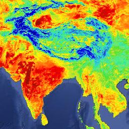 MODIS/006/MOD11A1