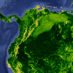 MODIS/006/MYD13A1