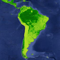 MODIS/006/MOD44B