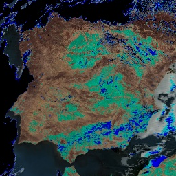 MODIS/006/MODOCGA