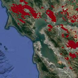 MODIS/051/MCD45A1