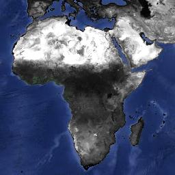 MODIS/MCD43B3