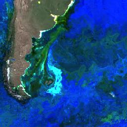 NASA/OCEANDATA/SeaWiFS/L3SMI