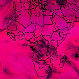 NOAA/CDR/GRIDSAT-B1/V2