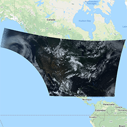 NOAA/GOES/16/MCMIPC