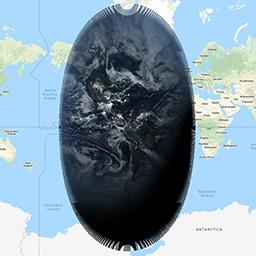 NOAA/GOES/16/MCMIPF