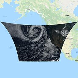 NOAA/GOES/17/MCMIPC