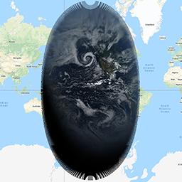 NOAA/GOES/17/MCMIPF