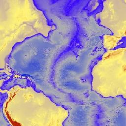 NOAA/NGDC/ETOPO1