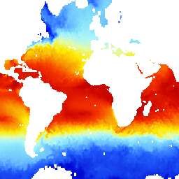 NOAA CDR WHOI: Sea Surface Temperature, Version 2 | Earth Engine