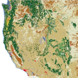 NLCD: USGS National Land Cover Database | Earth Engine Data Catalog