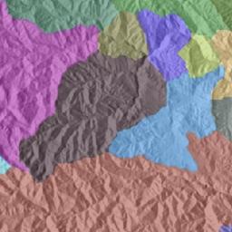 WWF/HydroSHEDS/v1/Basins/hybas_9